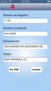 Fitosanitario APP - Ager Technology