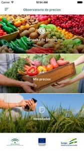 Precios Agrarios Andalucia