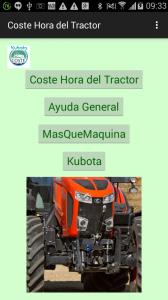 cuanto cuesta una hora de tractor