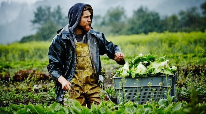 Pon un agricultor en tu vida