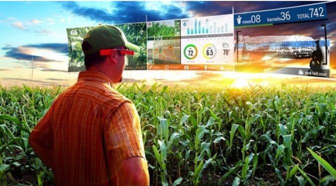Realidad aumentada en el sector agroalimentario