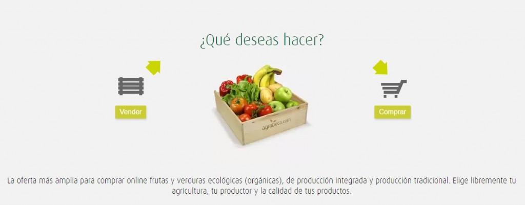eCommerce para vender tu cosecha de frutas y verduras ecológicas