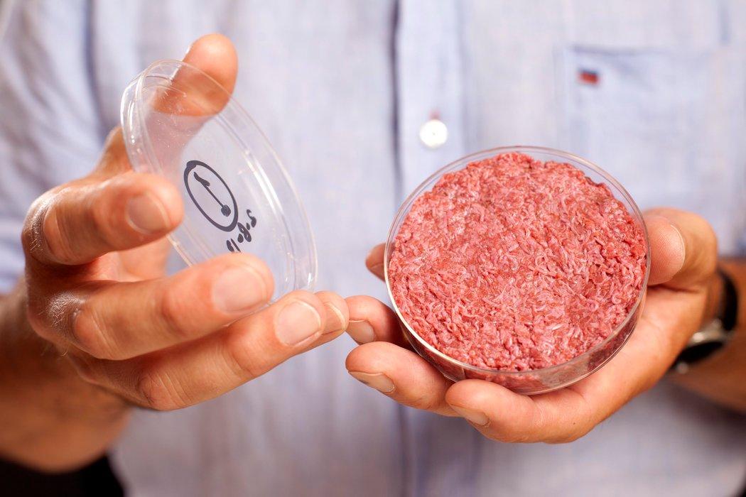 Mark Post y la primera hamburguesa sintética