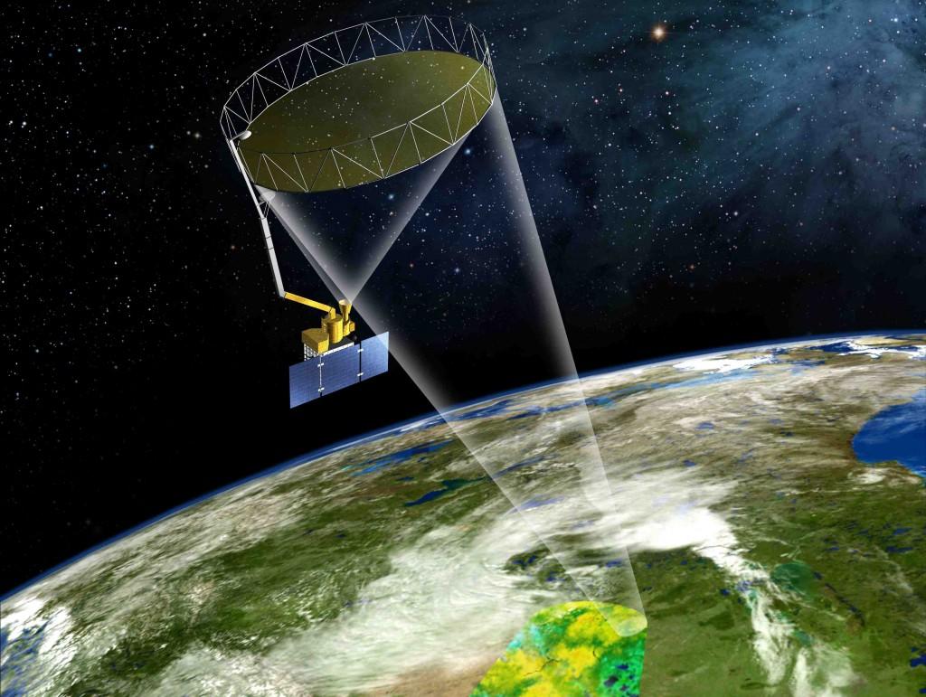 NASA ayuda a predecir las sequias a través de los satélites