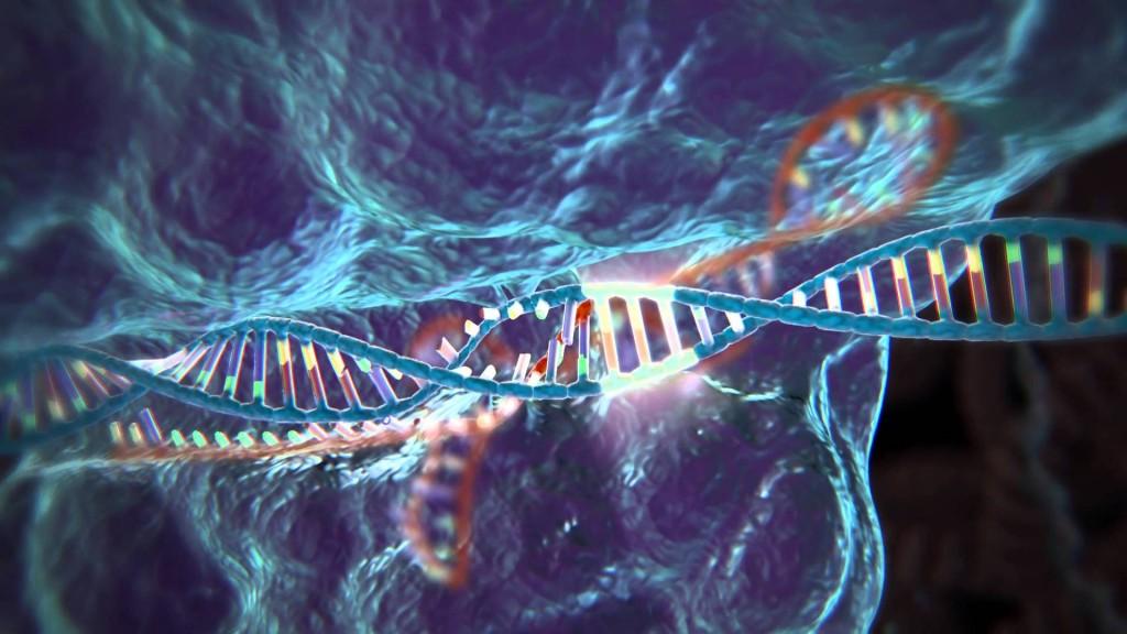 Tecnología CRISPR-Cas9