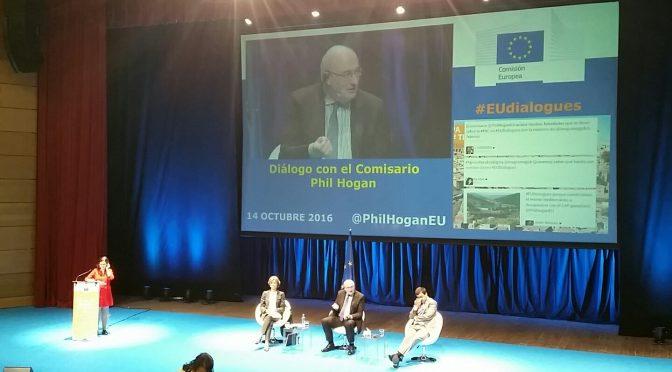 Dialogo Ciudadano, el acercamiento del medio rural a la sociedad - #EUDialogues