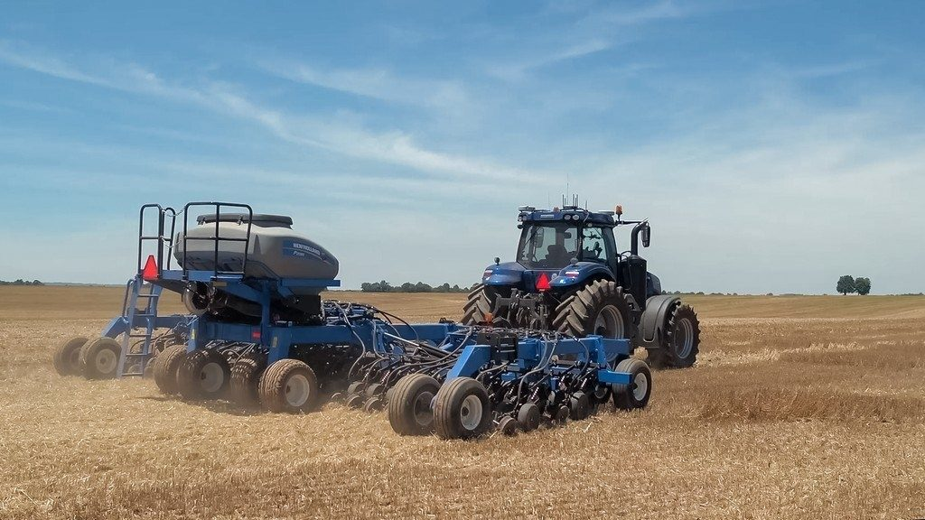 New Holland T8 NHDrive