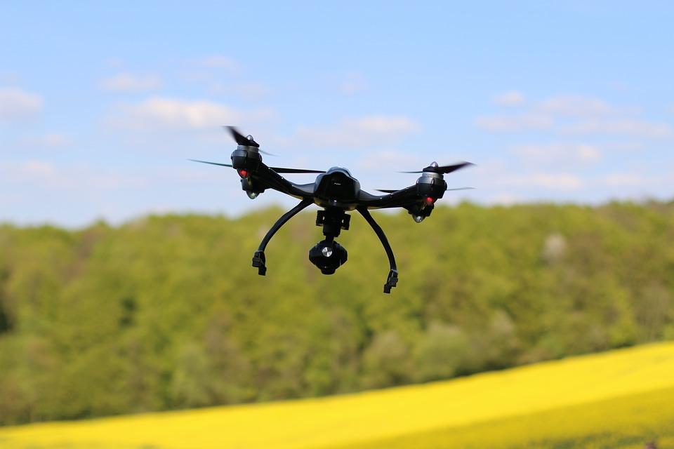 drone y agricultura, en busca de la eficiencia