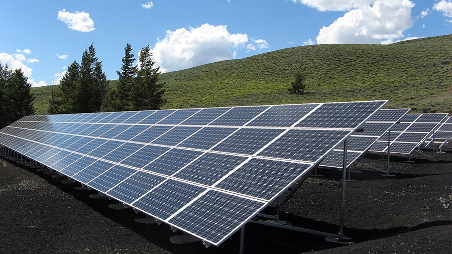 SUEZ energías renovables para agricultura