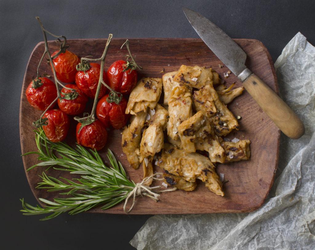 ¿Eso es pollo? No, es… ¡HEURA¡