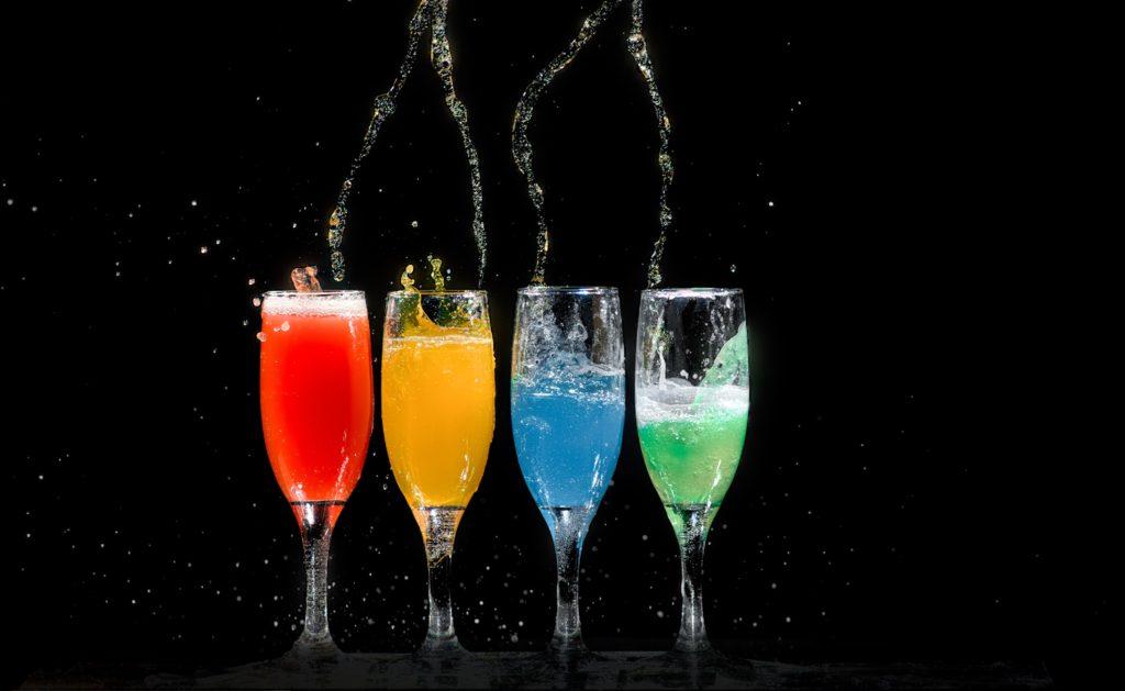 Frente al alcohol, bebidas botánicas