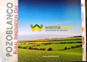 WannaLand, portal de compra-venta y alquiler de suelo rústico, agrícola y cinegético de España.