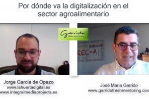 digitalización en la agricultura