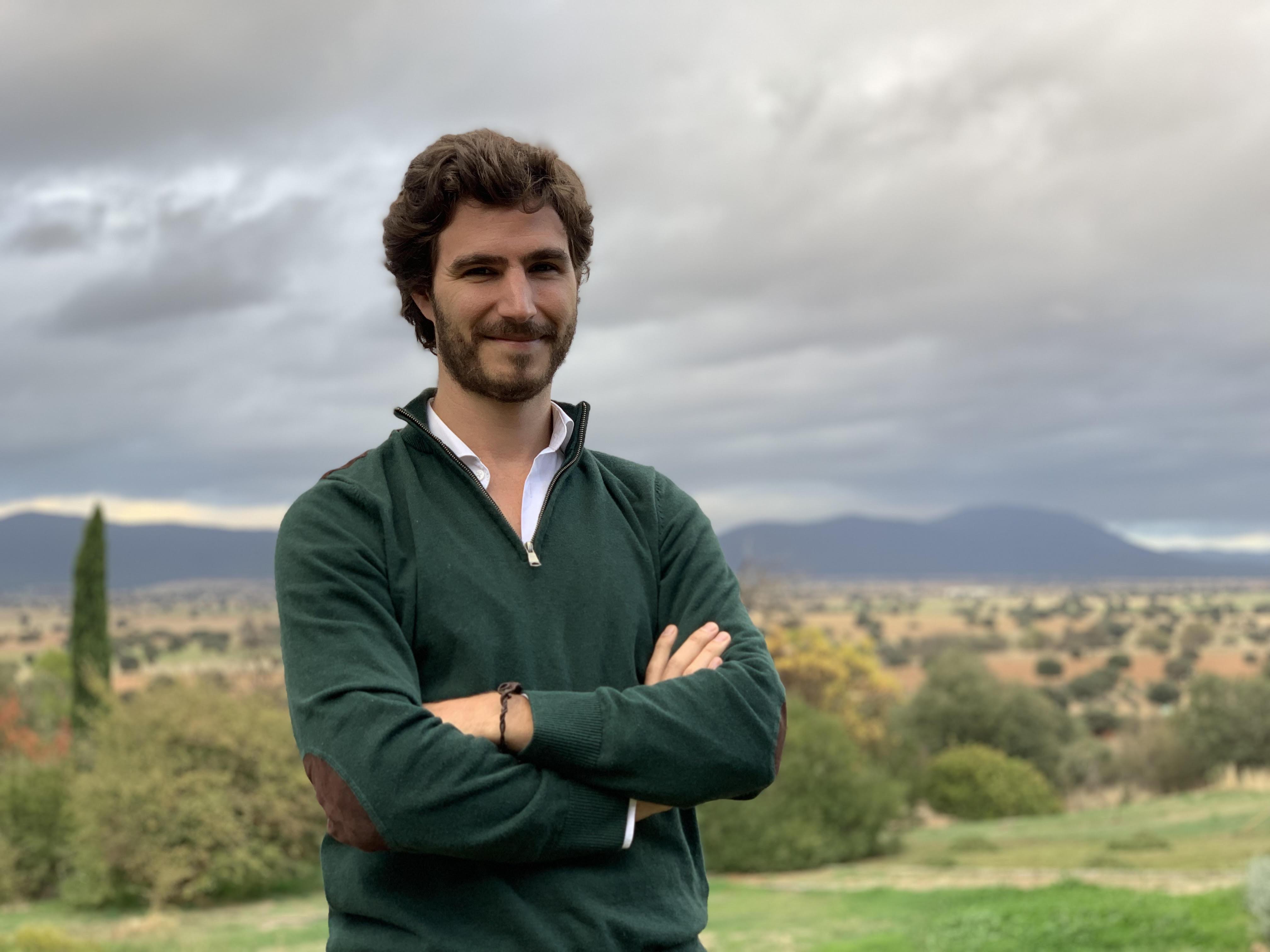 Leopoldo Rodríguez-Jurado, el técnico agrícola detrás de Orion Agriculture