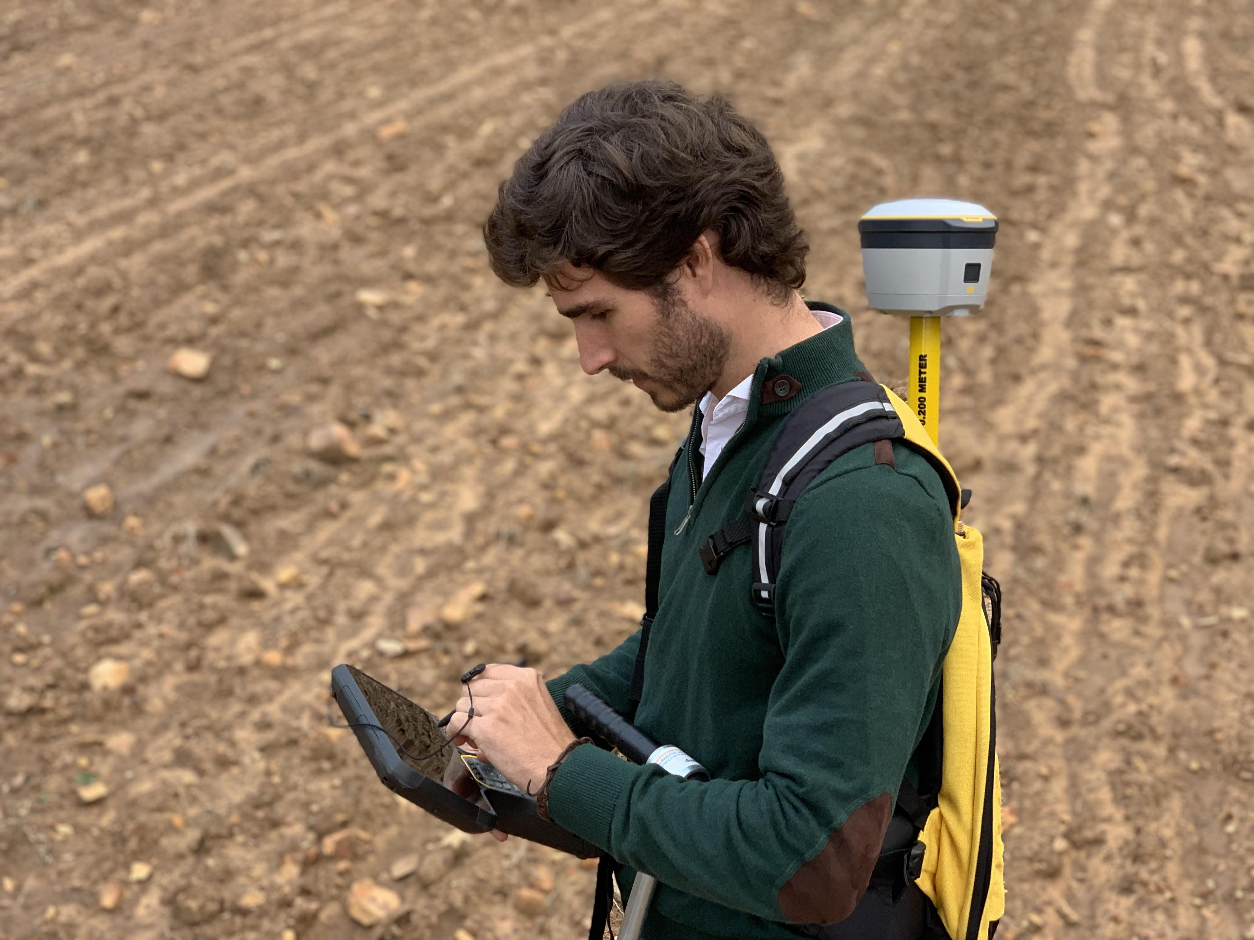 Orion agricultura análisis de suelos agrícolas