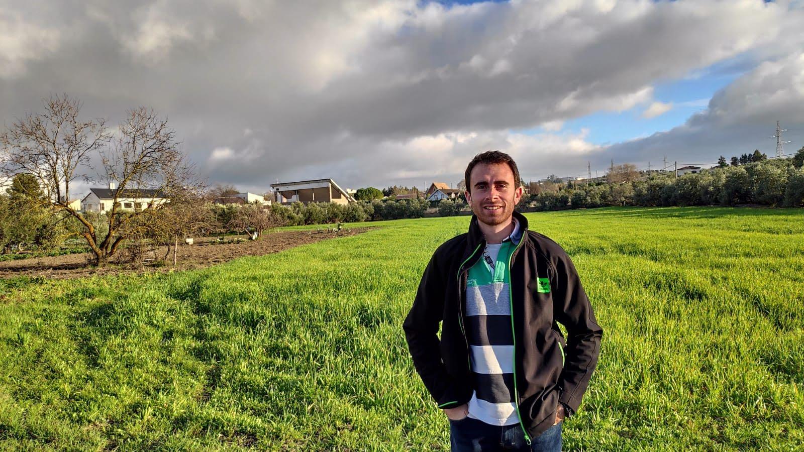 Entrevista a un joven agricultor - Antonio Conde