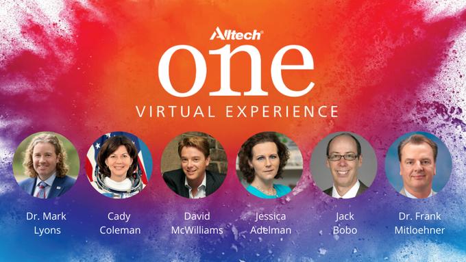 Alltech ONE Virtual Experience, o como el sector agroalimentario se adapta a la era de la digitalización